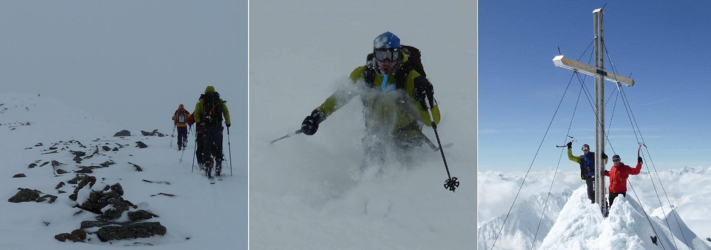 Meine ersten Skitour-Erfahrungen